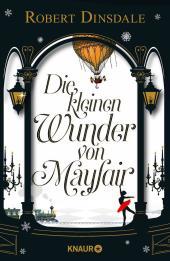Die kleinen Wunder von Mayfair Cover