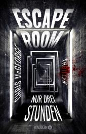 Escape Room - Nur drei Stunden Cover