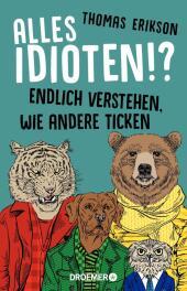 Alles Idioten!? Cover