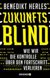 Zukunftsblind Cover