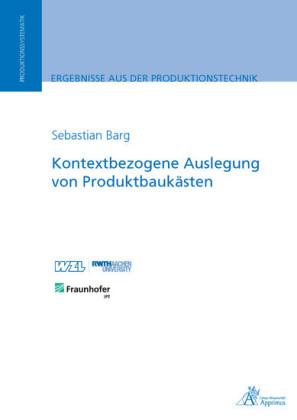 Kontextbezogene Auslegung von Produktbaukästen