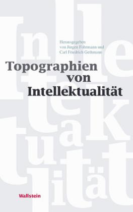 Topographien von Intellektualität