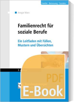 Familienrecht für soziale Berufe (E-Book)