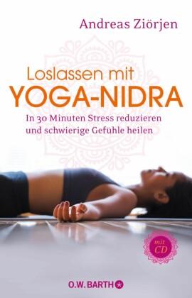 Loslassen mit Yoga-Nidra
