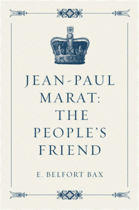 Jean-Paul Marat: The People's Friend