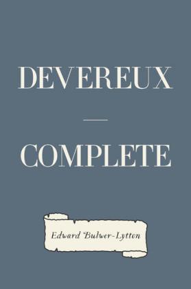 Devereux - Complete