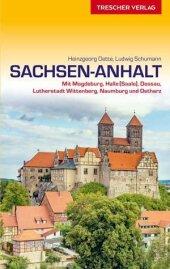 Reiseführer Sachsen-Anhalt Cover