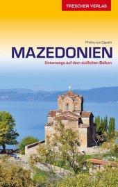 Reiseführer Mazedonien (Nordmazedonien) Cover