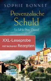 XXL-Leseprobe zu Provenzalische Schuld - mit Rezepten aus dem Kochbuch Provenzalischer Genuss