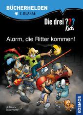 Die drei ??? Kids, Alarm, die Ritter kommen! Cover