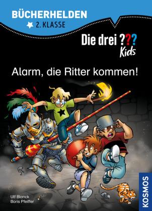 Die drei ??? Kids, Alarm, die Ritter kommen!