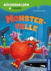 Monsterfalle Cover