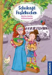 Schulcafé Pustekuchen - Backe, backe, Hühnerkacke Cover