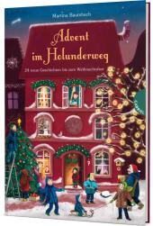 Advent im Holunderweg Cover
