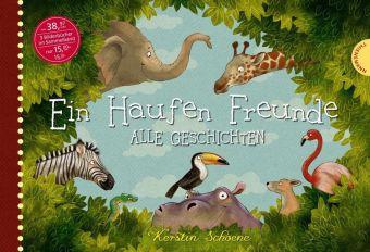 Ein Haufen Freunde: Alle Geschichten