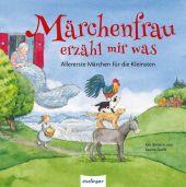 Märchenfrau erzähl mir was Cover