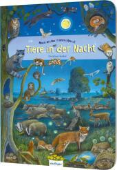 Mein erstes Wimmelbuch: Tiere in der Nacht Cover