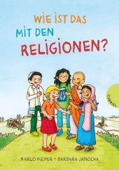 Wie ist das mit den Religionen? Cover