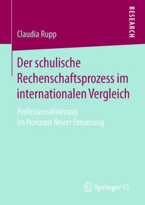 Der schulische Rechenschaftsprozess im internationalen Vergleich