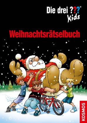 Die drei ??? Kids - Weihnachtsrätselbuch