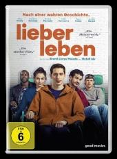 Lieber Leben, 1 DVD Cover