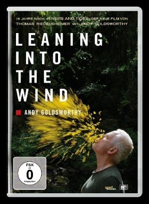 Leaning Into The Wind - Andy Goldsworthy, 1 DVD