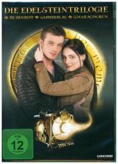 Die Edelsteintrilogie, 4 DVD (Soft-Edition)