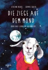 Die Ziege auf dem Mond Cover