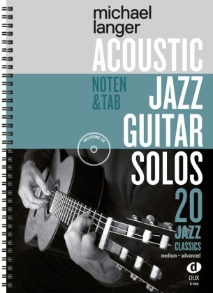Acoustic Jazz Guitar Solos