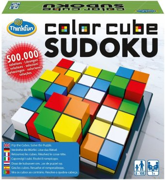 Color Cube Sudoku (Spiel)