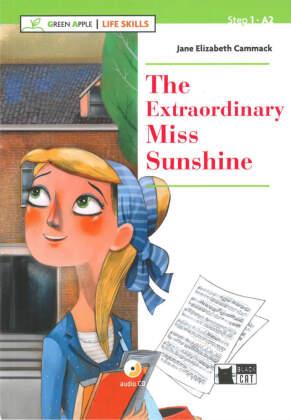 The Extraordinary Miss Sunshine, w. Audio-CD