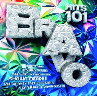 Bravo Hits, 2 Audio-CDs, Vol.101