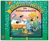 Der kleine König - Die Katzenwäsche, 1 Audio-CD