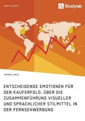 Entscheidende Emotionen für den Kauferfolg. Über die Zusammenführung visueller und sprachlicher Stilmittel in der Fernse