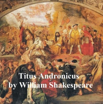 Titus Andronicus, with line numbers