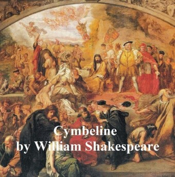 Cymbeline, with line numbers