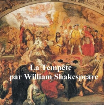 Shakespeare's Tempest in French
