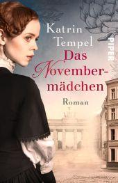 Das Novembermädchen Cover