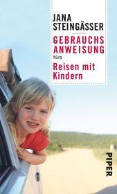 Gebrauchsanweisung fürs Reisen mit Kindern Cover