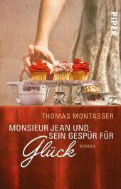 Monsieur Jean und sein Gespür für Glück Cover