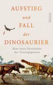 Aufstieg und Fall der Dinosaurier Cover