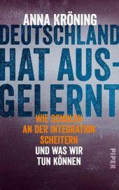 Deutschland hat ausgelernt Cover