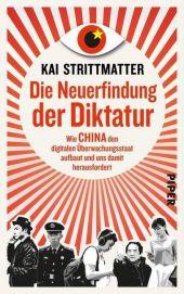 Die Neuerfindung der Diktatur Cover