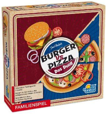 Burger vs. Pizza (Spiel)