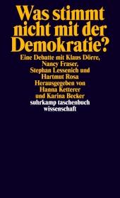 Was stimmt nicht mit der Demokratie?