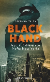 Black Hand Cover