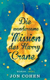 Die wundersame Mission des Harry Crane Cover
