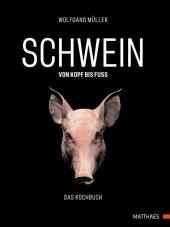 Schwein: von Kopf bis Fuß