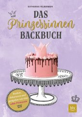 Das Prinzessinnen-Backbuch Cover