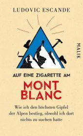 Auf eine Zigarette am Mont Blanc Cover
